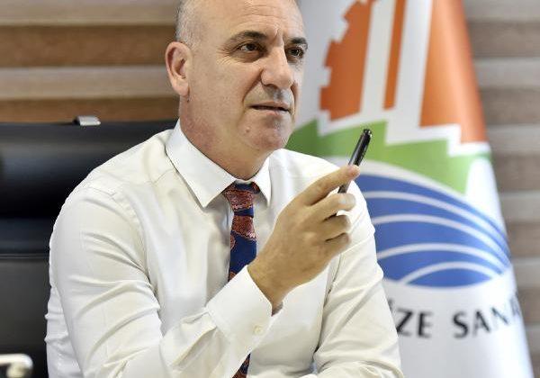 Antalya OSB'nin üretimi, Türkiye ortalamasının üstünde arttı