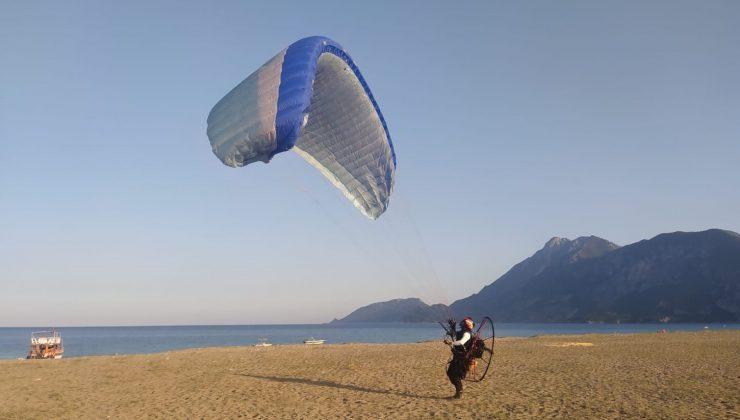 Antalya'da 10 gündür haber alınamayan dağcı havadan karadan aranıyor