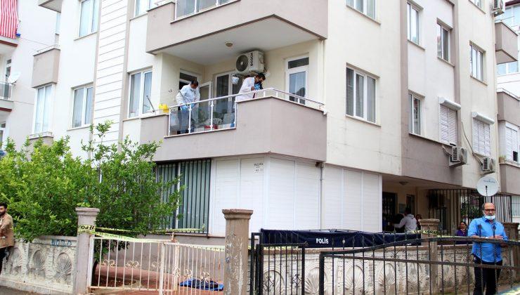 Antalya'da balkondan çırptığı halı ölüme götürdü