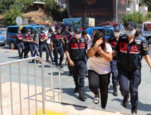 Antalya'da insan tacirlerine operasyon: 7 gözaltı