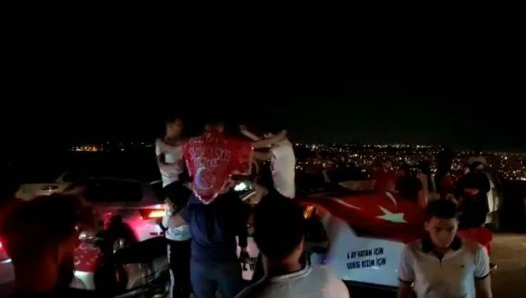 Antalya'da 'Pandemi bitmiş' dedirten asker eğlencesi