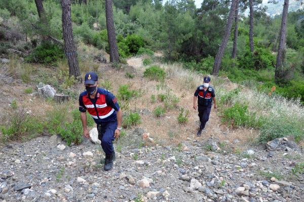 Antalya'dakayıp kampçı 18 gündür aranıyor