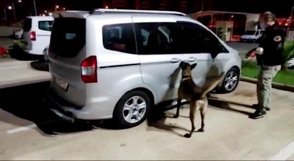 Antalya'daNarkotim'den 'kokain'operasyonu; 1 tutuklama
