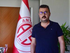 Antalyaspor'da başkan Çetin ile Ersun Yanal'dan ilk toplantı