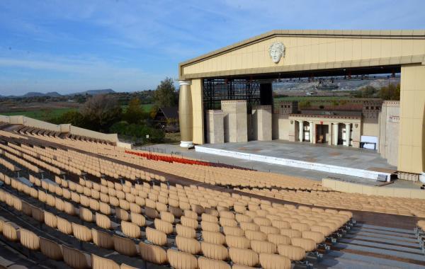 Aspendos Arena'nın yıkım kararına itiraz reddedildi