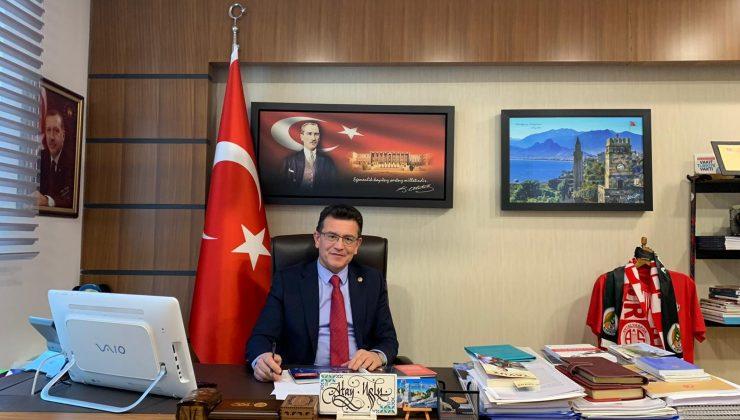Atay Uslu AK Parti Bilgi ve İletişim Teknolojileri Başkan Yardımcısı oldu