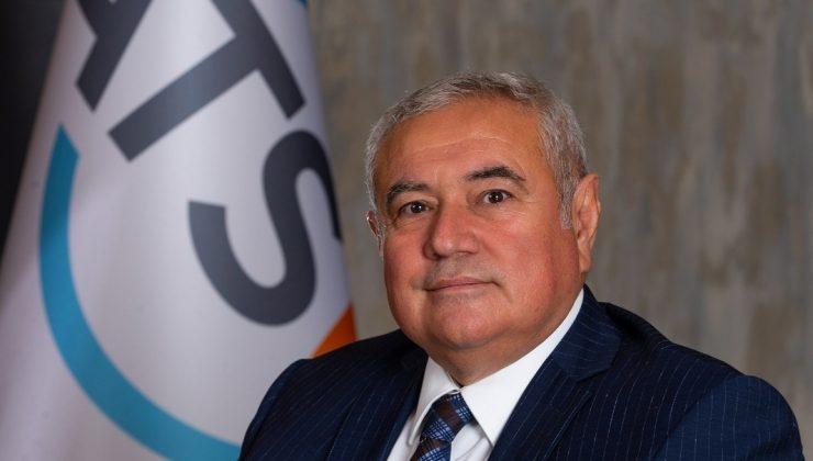 """ATSO Başkanı Çetin: """"Batı Akdeniz enflasyonu ülke ortalamasının üzerinde"""""""