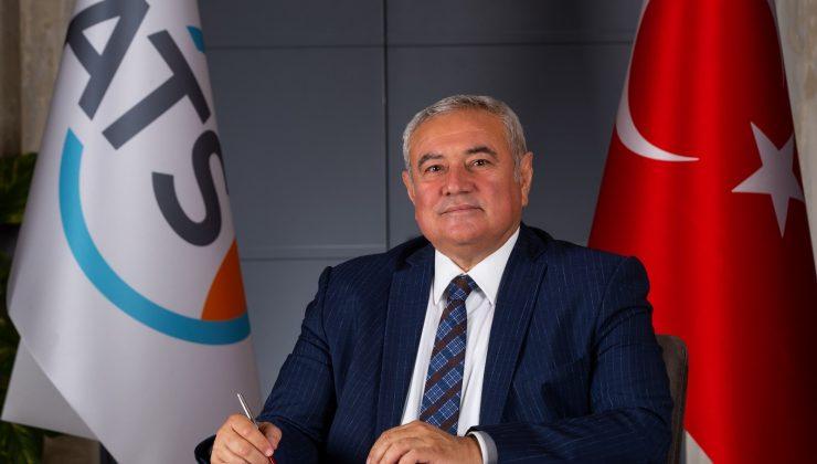 ATSO'dan Antalya'ya 100 Milyonluk nefes kredisi