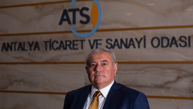 ATSO'dan işletmeler için yeni destek paketi talebi