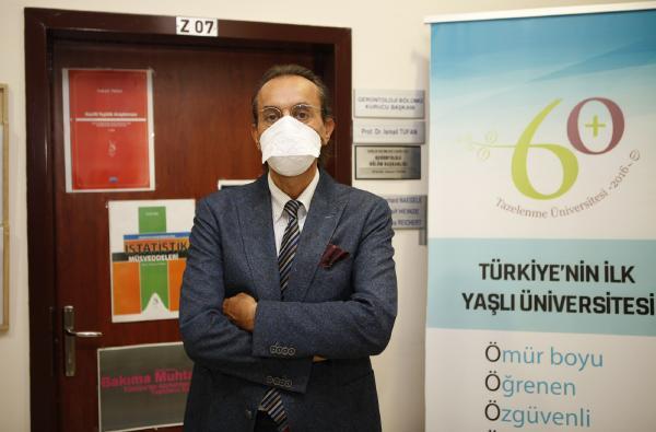 'AÜ'nün Tazelenme Üniversitesi, Türkiye'ye model olacak'