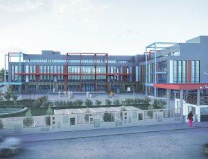 Bahçeşehir Koleji'nden Antalya'ya dev kampüs