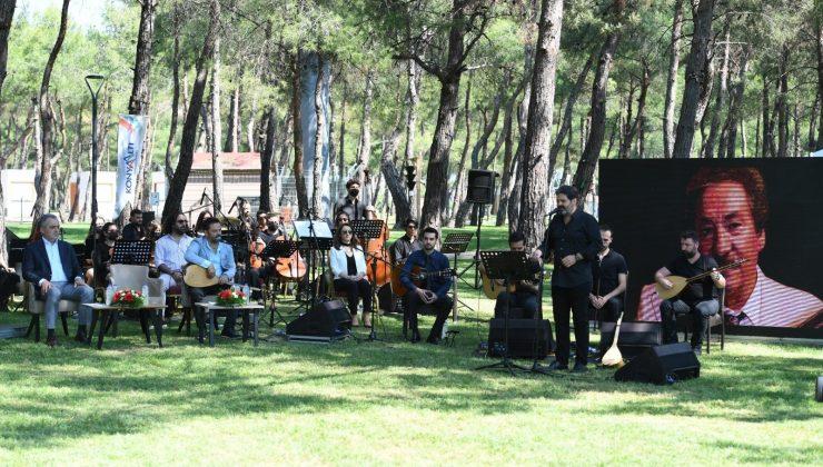 Başkan Esen, özel yayında Hayatpark'ı anlattı
