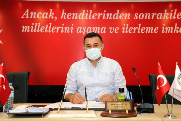 Başkan Yücel'den Demirtaş'a imar açıklaması