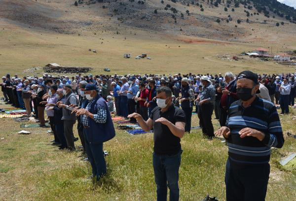 Beğiş ve Datköy'de yağmur duası