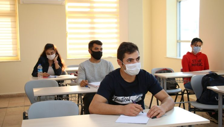 Büyükşehir'in YKS hazırlık kursu kayıtları başladı