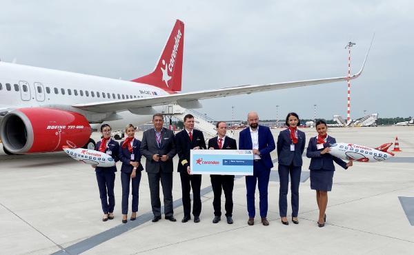 Corendon Airlines, Avrupa'dan umutlu