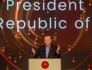 Cumhurbaşkanı Erdoğan: 8 milyar insanın kaderi 5 ülkenin insafına bırakılamaz