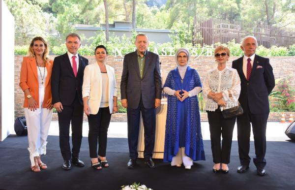 Cumhurbaşkanı Erdoğan: İnşallah hep beraber yeni döneme giriyoruz / Ek fotoğraflar