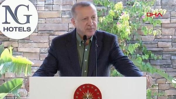 Cumhurbaşkanı Erdoğan: İnşallah hep beraber yeni döneme giriyoruz