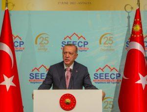 Cumhurbaşkanı Erdoğan: Tam üyelik mücadelemizin artık neticelenmesini istiyoruz (2)