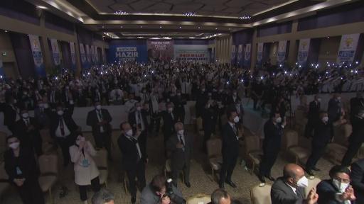 Cumhurbaşkanı Recep Tayyip Erdoğan, AK Parti Antalya İl Başkanlığı Genişletilmiş İl Danışma Toplantısı'nda konuştu.