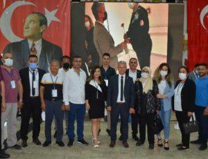 Deva Partisi Serik kongresi yapıldı