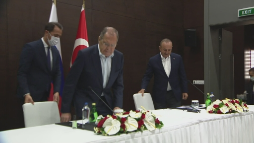 """Dışişleri Bakanı Çavuşoğlu:"""" Rusya ile ticaret hacmi hedefimiz 100 milyar dolar"""""""