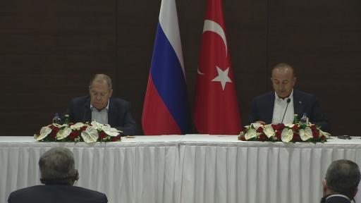 Dışişleri Bakanı Mevlüt Çavuşoğlu: Kanal İstanbul'un inşa edilmesinin Montrö anlaşmasına herhangi bir etkisi olmayacak