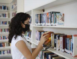 Doğan Hızlan Kütüphanesi yenileniyor