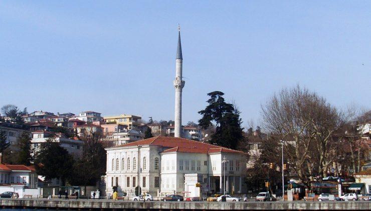 Dokuma'ya yapılacak camide Emirgan Cami mimarisi uygulanacak