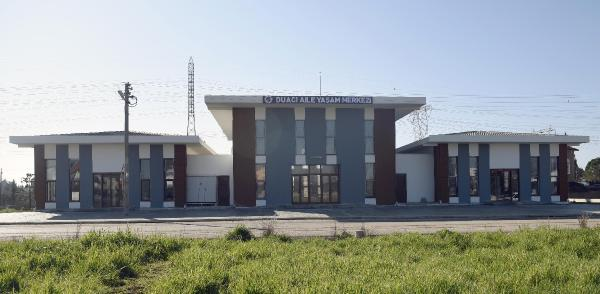Duacı Aile Yaşam Merkezi kapılarını açıyor