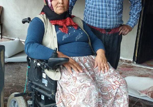 Engelli vatandaş için rampa