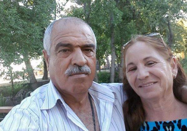 Eşine doğum günü pastası götürürken kazada öldü