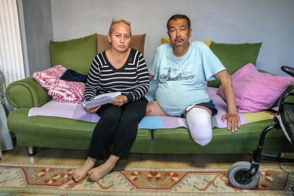 Eşinin ameliyatı için kolye satıp biriktirdiği 20 bin lirayı sahte doktora kaptırdı