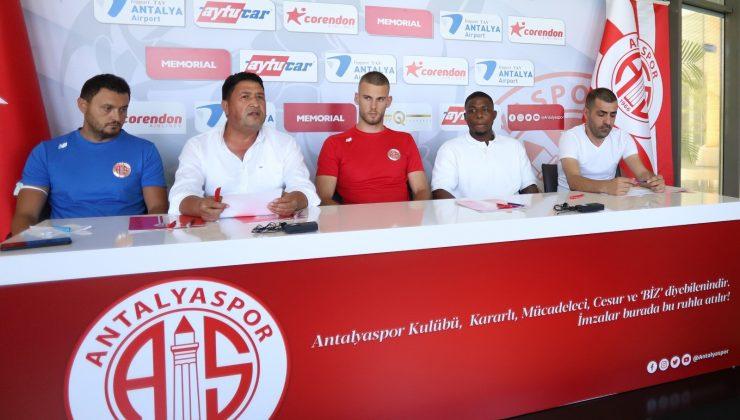 Floranus ve Diogo Antalyaspor'da