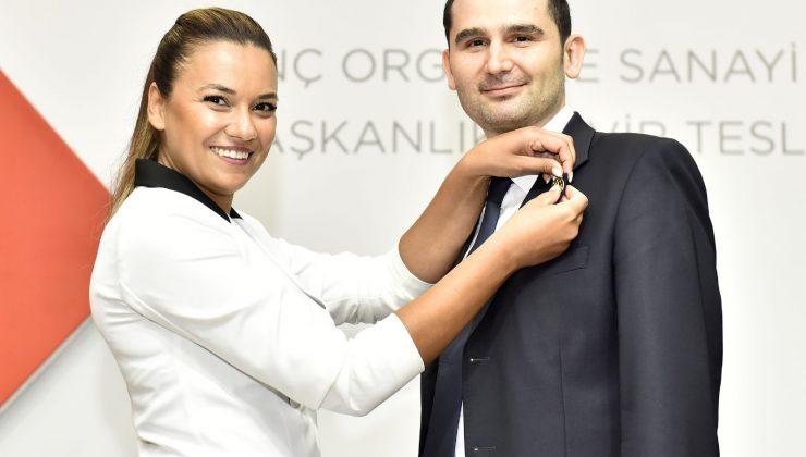 Genç OSD'nin yeni başkanı Ali Başar Ayan