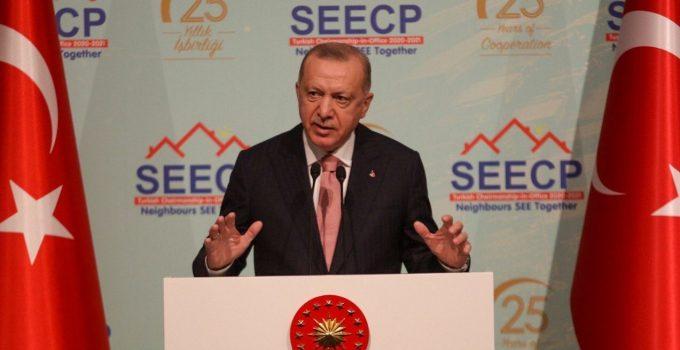 Güneydoğu Avrupa İşbirliği Süreci Devlet ve Hükümet Başkanları Zirvesi