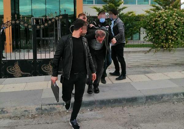 'Hüseyin Kurtoğlu'na kumpas' davası sanığı eski Yargıtay üyesi tutuklandı