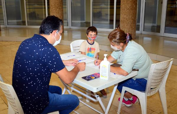 İbrahim Sözen Gençlik Merkezi'nde kayıtlar başladı