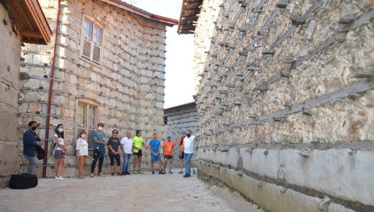 İzole tatilin adresi düğmeli evler 5 ayda 3 bin 500 misafir ağırladı