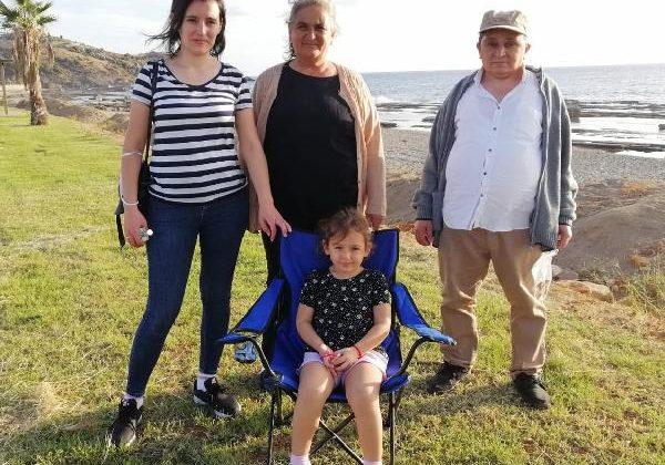 Kamyonla motosiklet çarpıştı; Baba öldü, kızı ağır yaralı