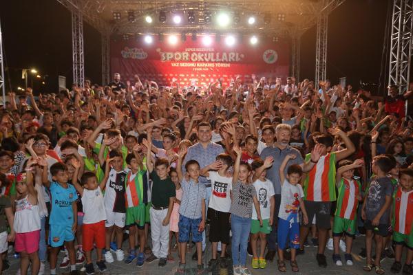 Kepez'in yaz spor okulları açılıyor