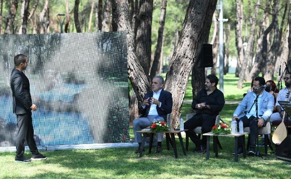 Konyaaltı'nda kültür ve sanatın yeni merkezi: HayatPark