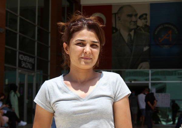 Melek İpek: Bugünkü sınavım daha iyi geçti