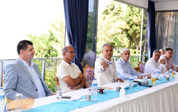 Muratpaşa'da Kırcami toplantıları sürüyor