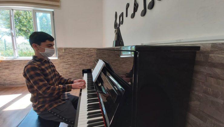 Müzik Atölyeleri Projesi faaliyetlerine başladı