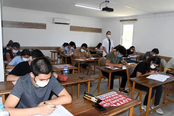 Öğrenciler için deneme sınavı