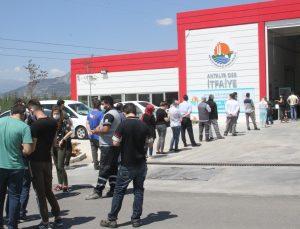 Organize Sanayi Bölgelerinde aşılama başladı