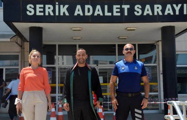 Otizmli Kuzey Kaan'ı darbeden kargocuya 5 bin lira ceza