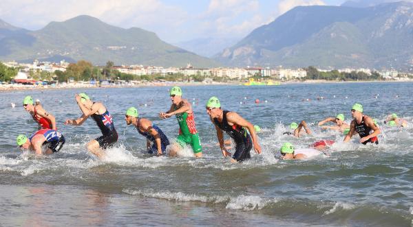 (ÖZEL) Alanya yılda 70 spor organizasyonuyla spor turizminde öne çıkıyor